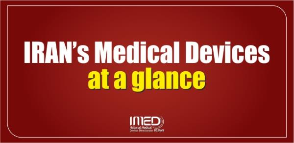 Iran's Medical Devices at a glance